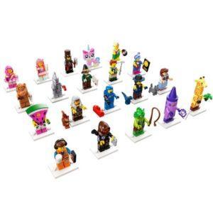 Конструктор LEGO Movie 2 (арт. 71023) «Минифигурка»