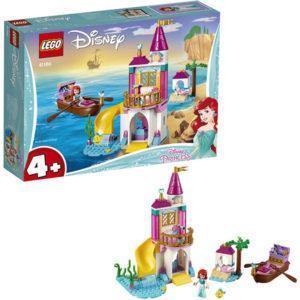 Конструктор LEGO Disney (арт. 41160) «Морской замок Ариэль»