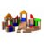 Деревянный конструктор Plan Toys «Блоки» (50 деталей, арт. 5535)