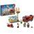 Конструктор LEGO City (арт. 60214) «Пожарные: Пожар в бургер-кафе»