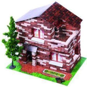 Конструктор «Архитектурное моделирование: Дачный дом» (650 элементов)