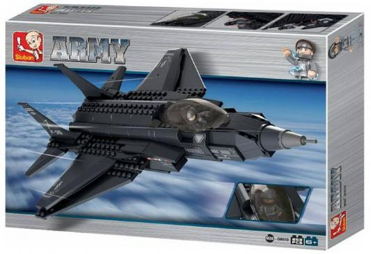 Конструктор «Армия: Штурмовой самолёт» (252 элемента)