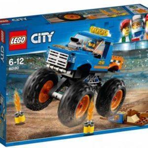 Конструктор LEGO City (арт. 60180) «Monster Truck»