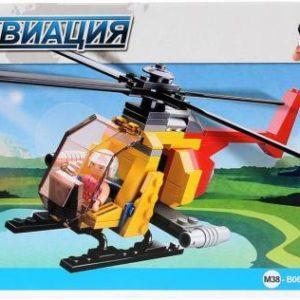 Конструктор «Вертолёт» (100 элементов)