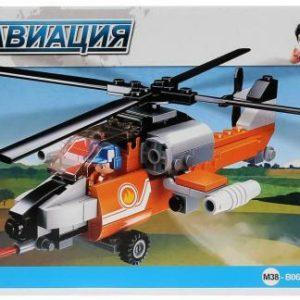 Конструктор SLUBAN M38-B0667D 129 элементов