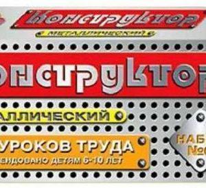 Конструктор Тридевятое царство 00853 80 элементов