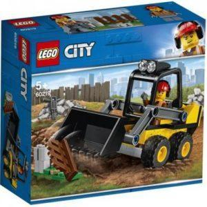 Конструктор LEGO City (арт. 60219) «Строительный погрузчик»