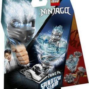 Конструктор LEGO Ninjago (арт. 70683) «Бой мастеров кружитцу. Зейн»