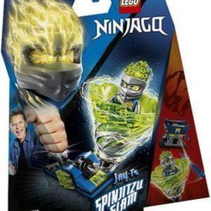 Конструктор LEGO Ninjago (арт. 70682) «Бой мастеров кружитцу. Джей»