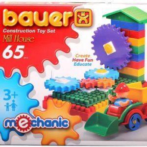 Конструктор Bauer Мельница малая 65 элементов 189