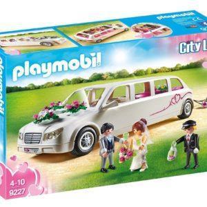 Игровой набор Playmobil «Лимузин для новобрачных» (арт. 9227)