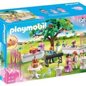 Игровой набор Playmobil «Свадебная вечеринка» (арт. 9228)