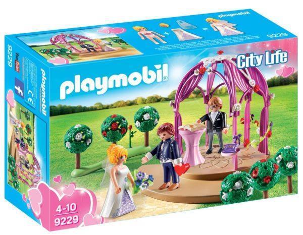 Игровой набор Playmobil «Свадебная церемония и регистрация» (арт. 9229)