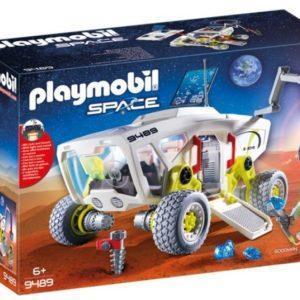 Игровой набор Playmobil «Исследование Марса: Марсоход» (арт. 9489)