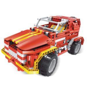 Автомобиль-конструктор MIOSHI TECH 2в1 Мастер-Бигкар (2 модели)
