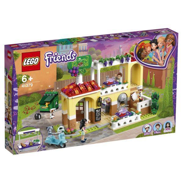 Конструктор LEGO Friends (арт. 41379) «Ресторан Хартлейк Сити»