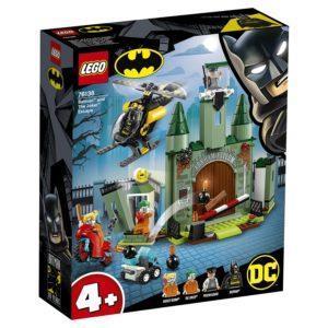 Конструктор LEGO Super Heroes (арт. 76138) «Бэтмен и побег Джокера»
