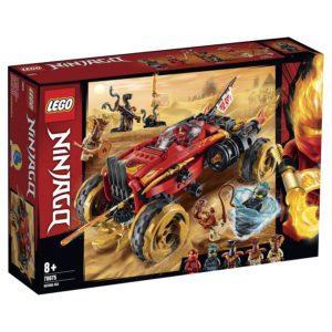 Конструктор LEGO Ninjago (арт. 70675) «Внедорожник Катана 4x4»