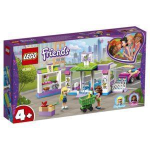 Конструктор LEGO Friends (арт. 41362) «Супермаркет Хартлейк Сити»
