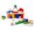 Деревянный конструктор Paremo окрашенный (51 деталь, арт. PE117-8)