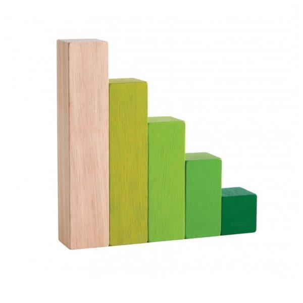 Деревянный конструктор – Блоки - Классификация