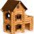 Деревянный конструктор – Терем, 98 деталей
