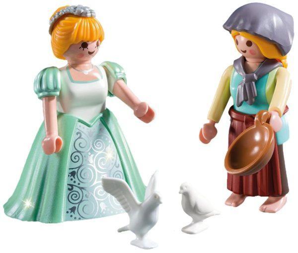 ДУО: Принцесса и служанка