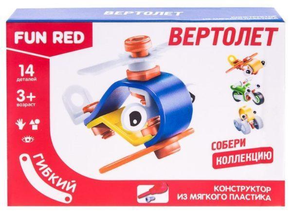 Гибкий конструктор – Вертолет, 14 деталей