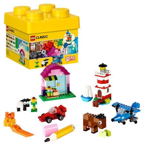 Конструктор LEGO Classic (арт. 10692) «Набор для творчества»