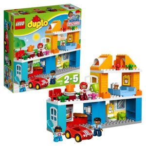 Конструктор LEGO Duplo (арт. 10835) «Семейный дом»
