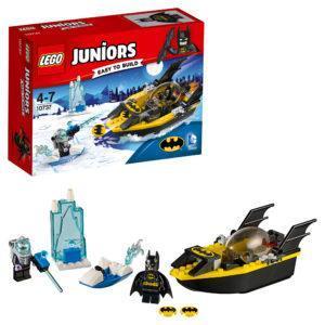 Конструктор LEGO Juniors (арт. 10737) «Бэтмен против Мистера Фриза»