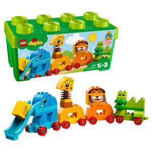 Конструктор LEGO Duplo (арт. 10863) «Мой первый парад животных»