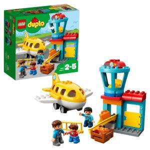 Конструктор LEGO Duplo (арт. 10871) «Аэропорт»