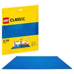 Конструктор LEGO Classic (арт. 10714) «Пластина базовая синяя»