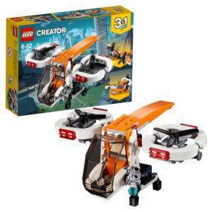 Конструктор LEGO Creator (арт. 31071) «Дрон-разведчик»