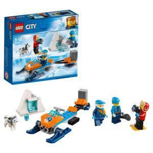 Конструктор LEGO City (арт. 60191) «Полярные исследователи»