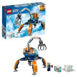 Конструктор LEGO City (арт. 60192) «Арктический вездеход»