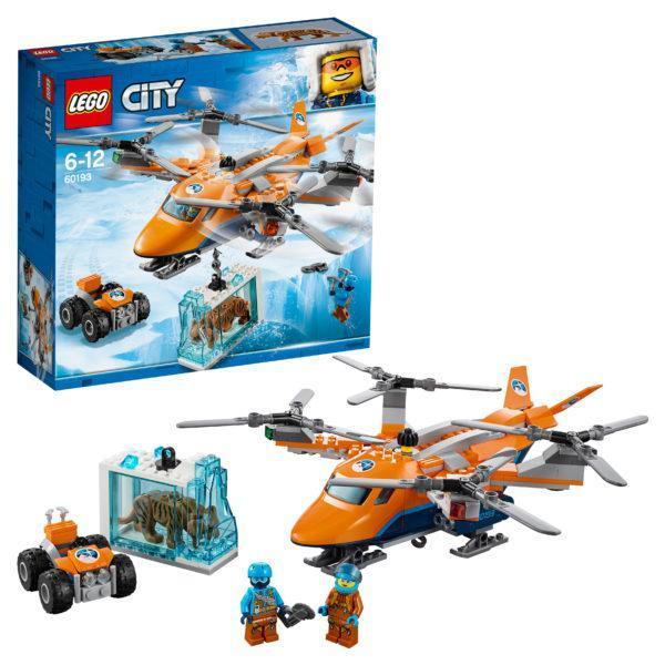 Конструктор LEGO City (арт. 60193) «Арктический вертолёт»