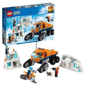 Конструктор LEGO City (арт. 60194) «Грузовик ледовой разведки»