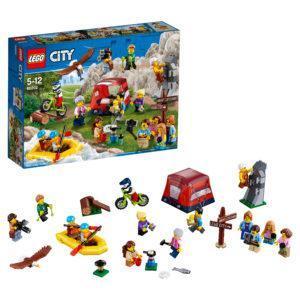 Конструктор LEGO City (арт. 60202) «Любители активного отдыха»