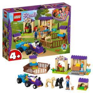 Конструктор LEGO Friends (арт. 41361) «Конюшня для жеребят Мии»
