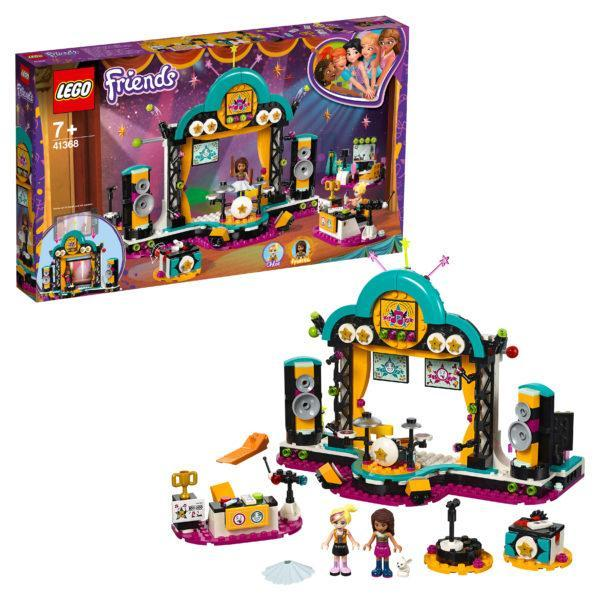 Конструктор LEGO Friends (арт. 41368) «Шоу талантов»