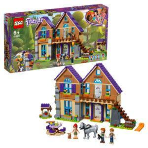 Конструктор LEGO Friends (арт. 41369) «Дом Мии»
