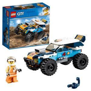 Конструктор LEGO City (арт. 60218) «Участник гонки в пустыне»