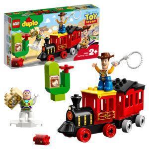 Конструктор LEGO Duplo (арт. 10894) «Поезд: История игрушек»