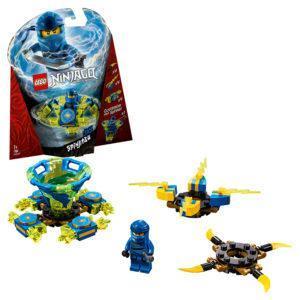 Конструктор LEGO Ninjago (арт. 70660) «Джей: мастер Кружитцу»