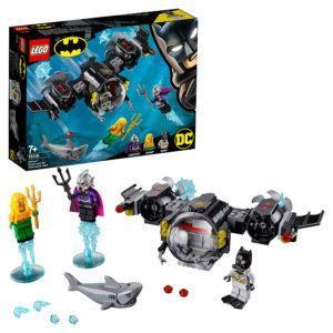 Конструктор LEGO Super Heroes (арт. 76116) «Подводный бой Бэтмена»