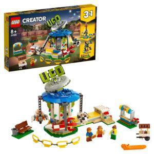 Конструктор LEGO Creator (арт. 31095) «Ярмарочная карусель»