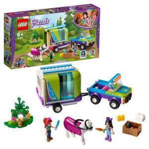 Конструктор LEGO Friends (арт. 41371) «Трейлер для лошадки Мии»