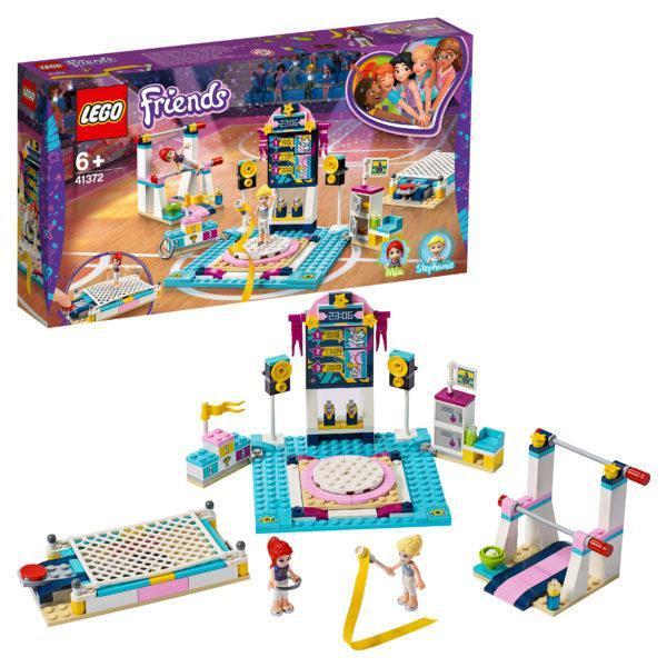 Конструктор LEGO Friends (арт. 41372) «Занятие по гимнастике»